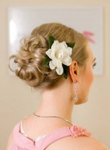 Bridesmaid Hairstyles Photos