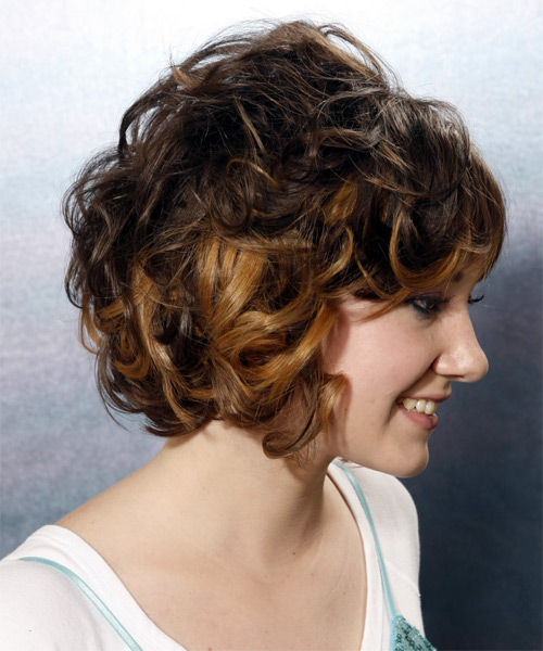 Medium Curly Hairstyles Beautiful Hairstyles