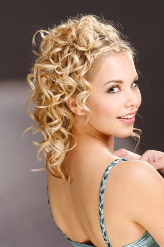 Curly Updo Hairstyles | Beautiful Hairstyles