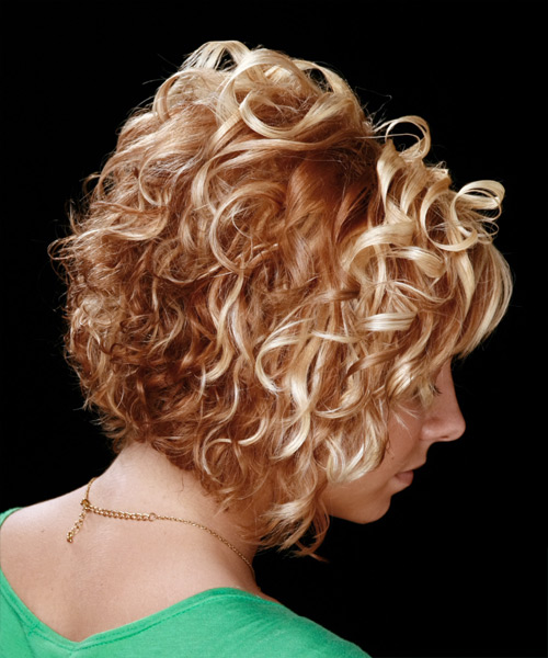 Medium Curly Hairstyles | Beautiful Hairstyles