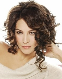 Curly Short Bob Hairstyles
