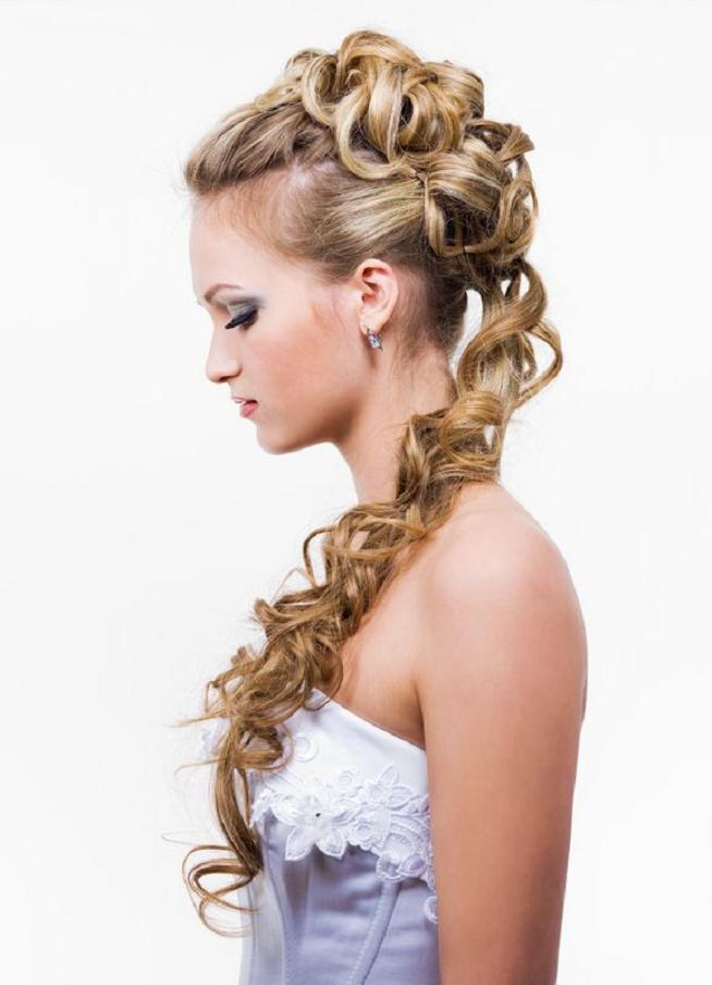 Brilliant Curly Hairstyles Prom Hairstyle Inspiration Daily Dogsangcom