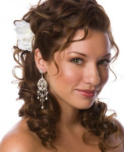 Cute Hairstyles For a Wedding Guest