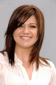 Cute Hairstyles With Side Bangs
