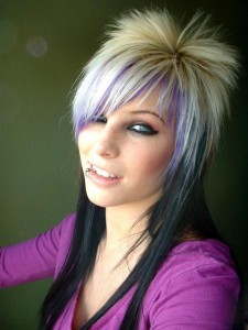 Emo Hairstyle