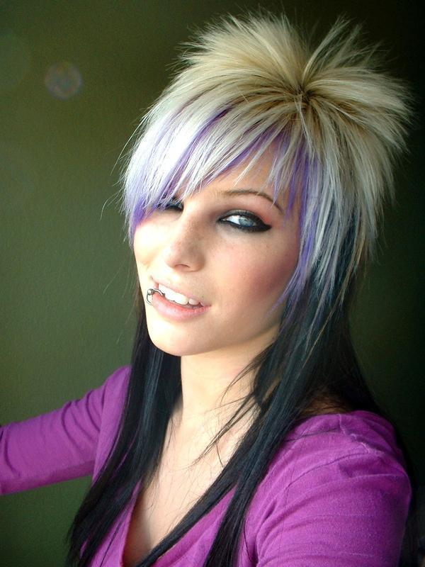 Emo Hairstyles Beautiful Hairstyles