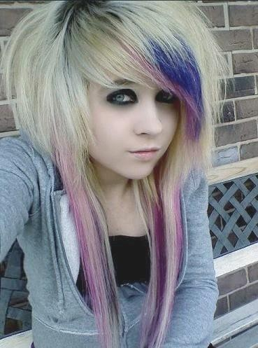 Emo Hairstyles | Beautiful Hairstyles