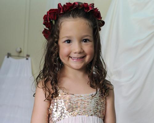 Peachy Wedding Hairstyles For Flower Girls Short Hairstyles Gunalazisus