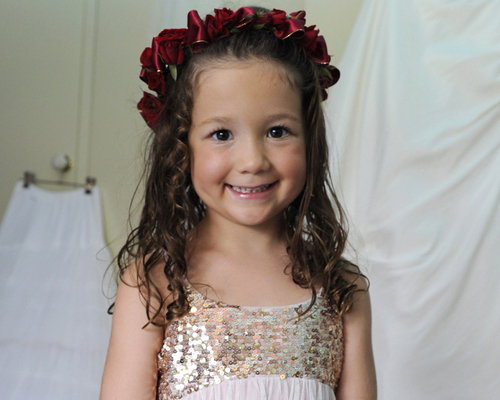 Amazing Wedding Hairstyles For Flower Girls Hairstyle Inspiration Daily Dogsangcom