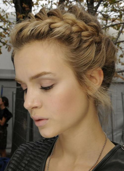 Enjoyable French Braid Hairstyles Beautiful Hairstyles Short Hairstyles For Black Women Fulllsitofus