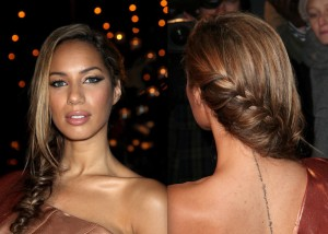 French Braid Prom Hairstyles