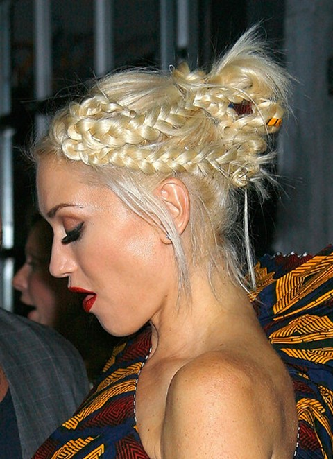 Braided Updo Hairstyles | Beautiful Hairstyles