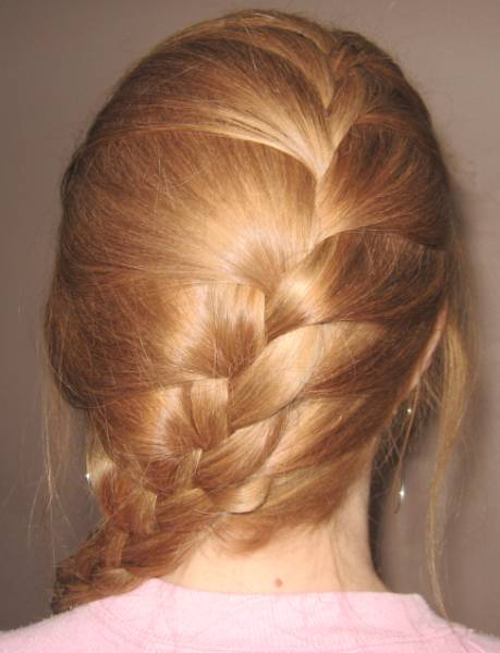 French Braid Hairstyles Beautiful Hairstyles