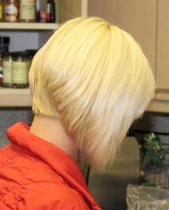 Hairstyles Angled Bob
