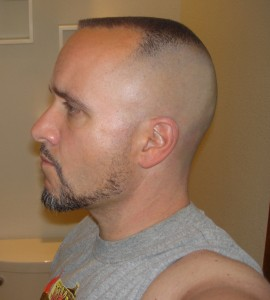 Hairstyles For Bald Men