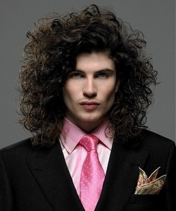 Hairstyles For Curly Hair For Men