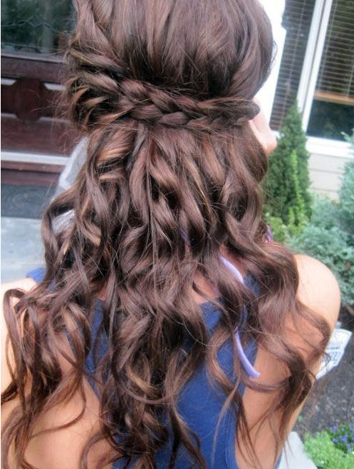 Superb Hairstyles For Homecoming For Long Hair. Hairstyles For Homecoming