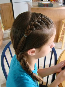 Hairstyles For Kids Braids