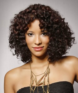 Hairstyles For Medium Length Curly Hair