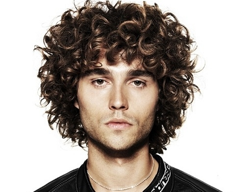 mens haircuts for thick curly hair curly hairstyles for beautiful hairstyles 3687 | Hairstyles For Men With Thick Curly Hair