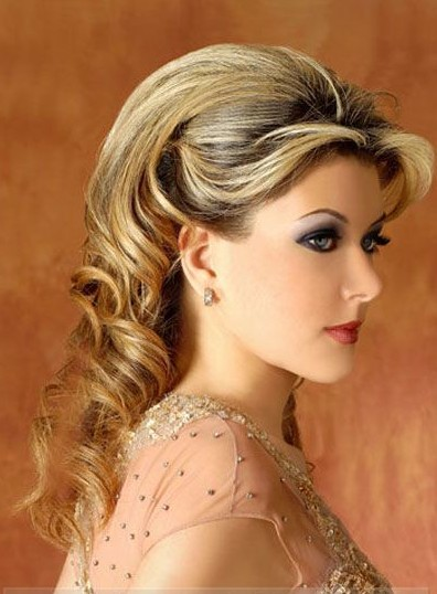 Prom Hairstyles For Medium Hair | Beautiful Hairstyles