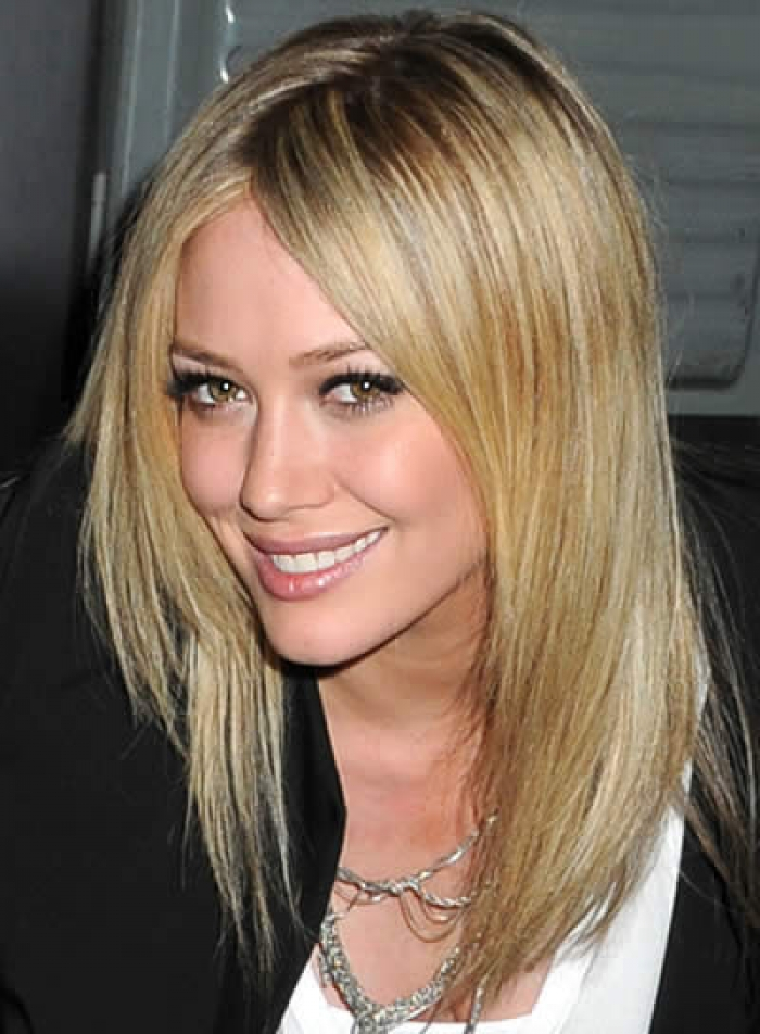 Best Hairstyle For Medium Length Thin Hair : Medium hairstyles for thin hair beautiful