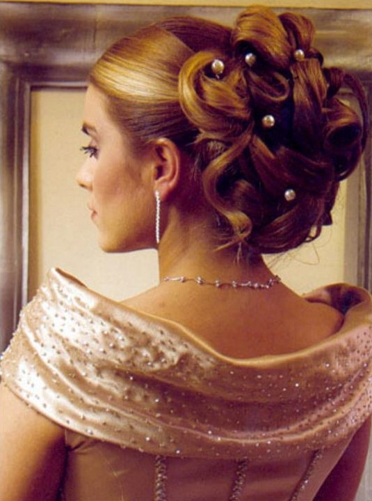 Short Hair Prom Hairstyles