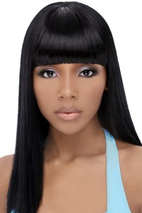 Hairstyles With Bangs For Black Women