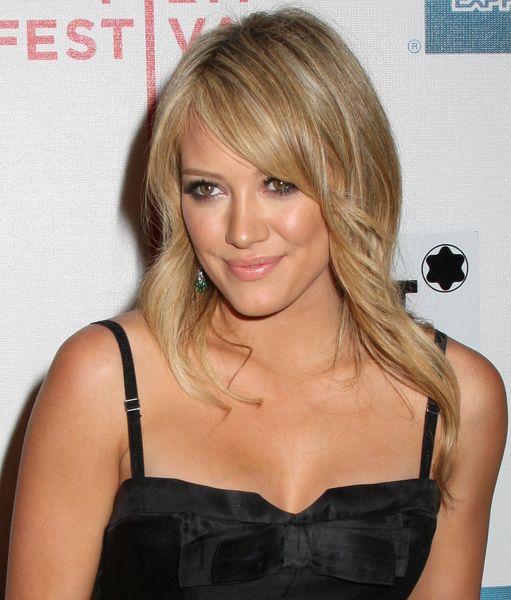 hairstyles with tracks sewed in : Hairstyles With Side Bangs and Layers