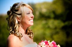 Half Up Bridesmaid Hairstyles