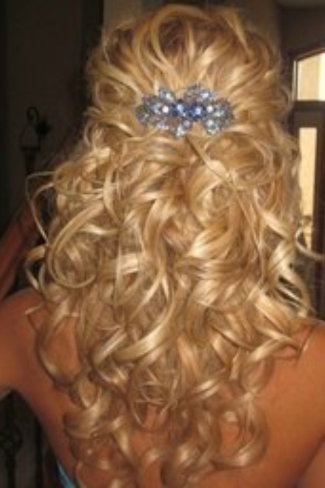 Tremendous Curly Hairstyles Prom Hairstyles For Women Draintrainus