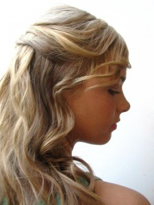 Half Up Half Down Hairstyles For Prom