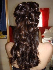 Half Up Half Down Hairstyles Prom