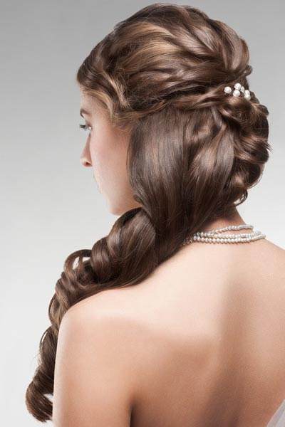 hair half updo styles updo hairstyles for prom beautiful hairstyles 8509
