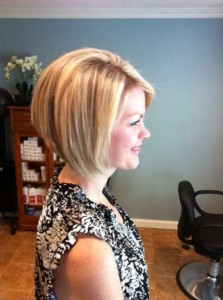 Inverted Bob Hairstyle Pictures