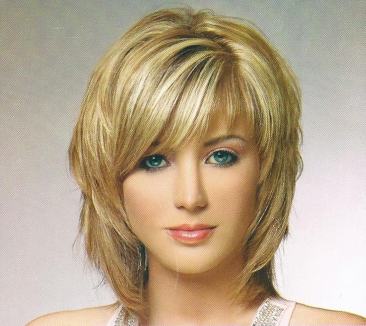medium layered hairstyles for women Di Candia Fashion