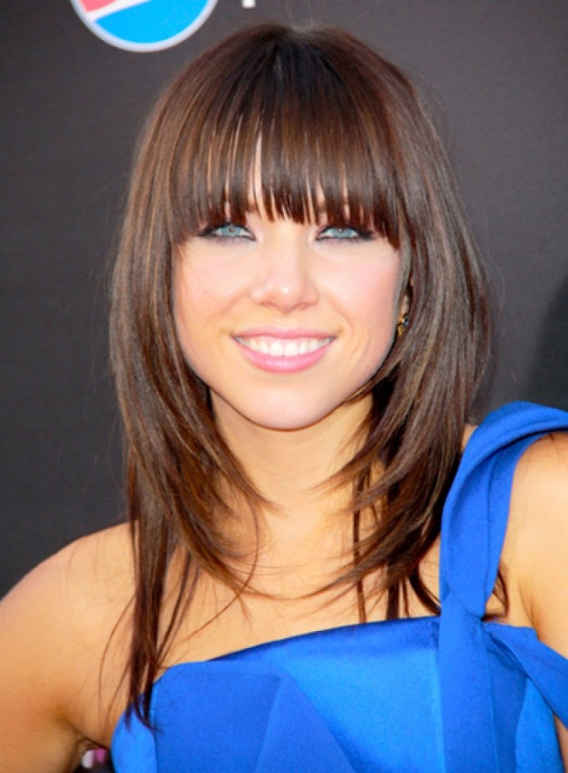 Bob Hairstyles With Bangs | Beautiful Hairstyles