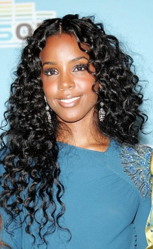 Curly Weave Hairstyles | Beautiful Hairstyles