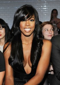 Long Hairstyles With Bangs For Black Women