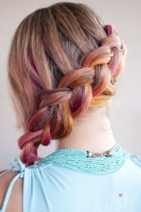Long Side Braid Hairstyles