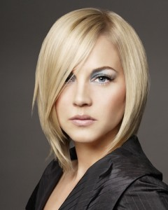 Medium Bob Hairstyles For Fine Hair