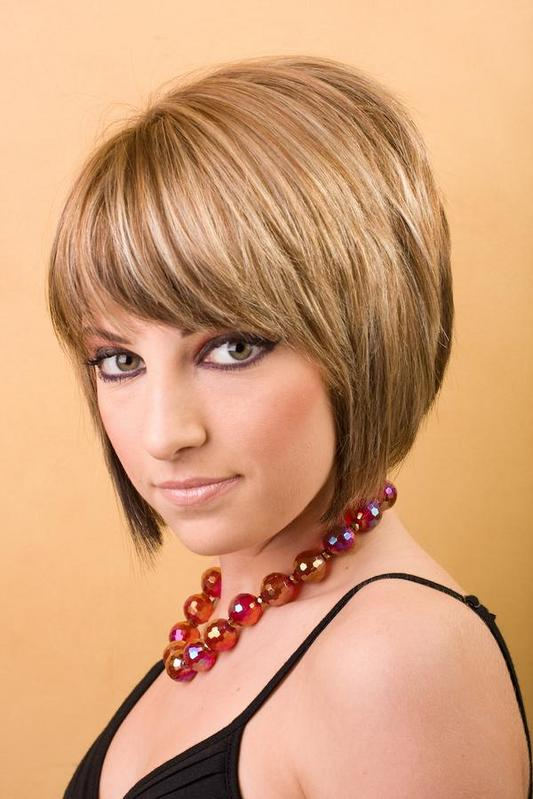 Peachy Bob Hairstyles With Bangs 2014 Pinterest Hairstyles For Women Draintrainus