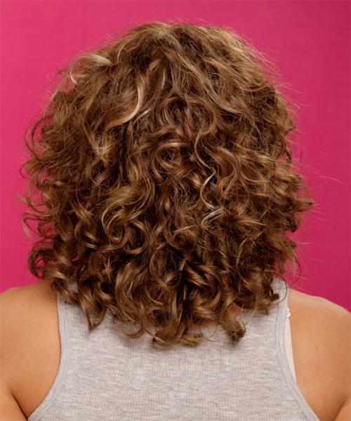 Medium Curly Hairstyles | Beautiful Hairstyles - photo #34