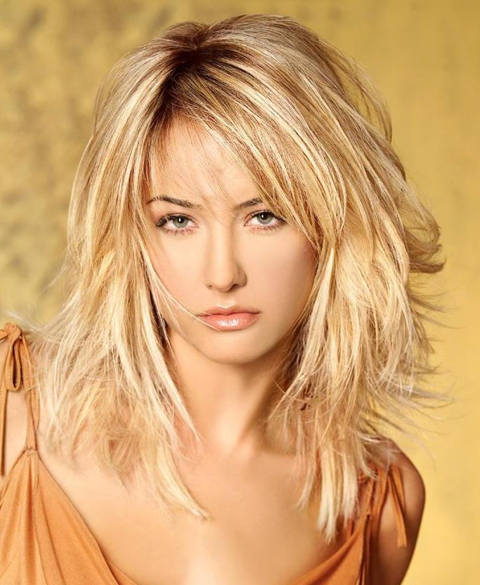 Best Mid Length Haircuts For Fine Hair 33