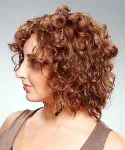 Medium Length Hairstyles For Curly Hair