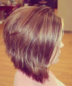 Medium Length Inverted Bob Hairstyles