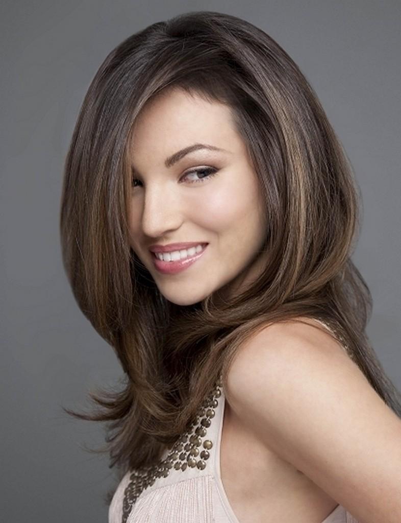 medium long layered hairstyles inexpensive – wodip