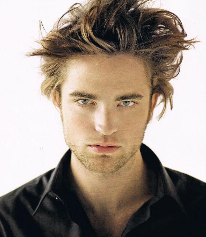 Handsome Hairstyles For Men: Mens Medium Hairstyles