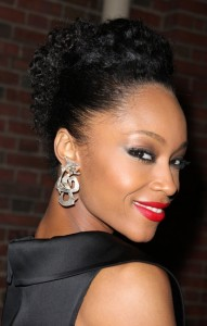 Natural Updo Hairstyles For Black Women