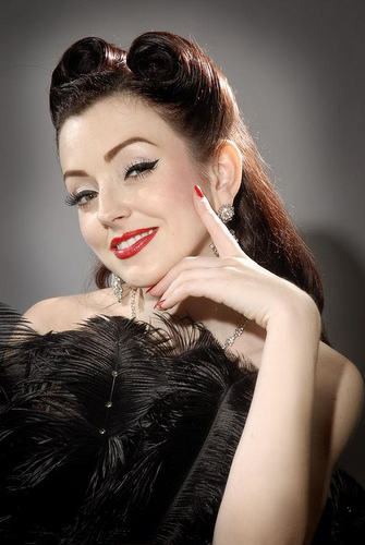 Pin Up Hairstyles For Long Hair | Beautiful Hairstyles